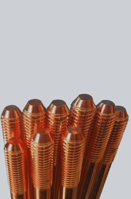 Cupro Nickel Threaded Rods