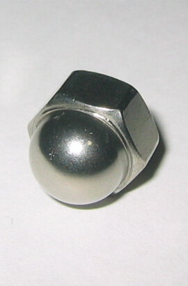 Inconel Alloy 600 Dome Nuts
