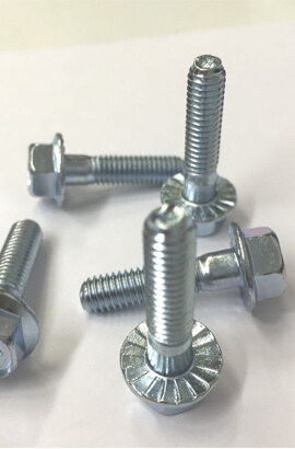 Alloy 20 Flange Bolts