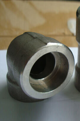 Super Duplex Steel S32750 Forged Elbow