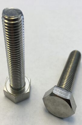 Carpenter 20 Hex Bolts