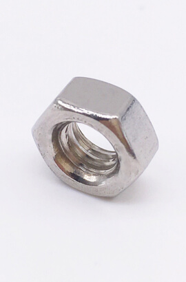 Inconel Alloy 600 Hex Nut