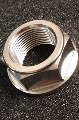 Duplex Steel S32205 Nuts