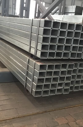 Stainless Steel 904L Square Tubes