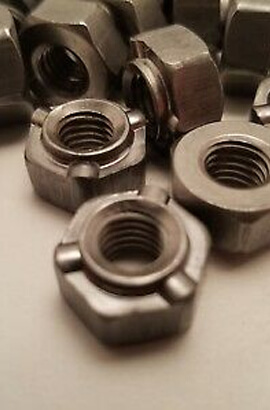Nickel Alloy 20 Weld Nuts